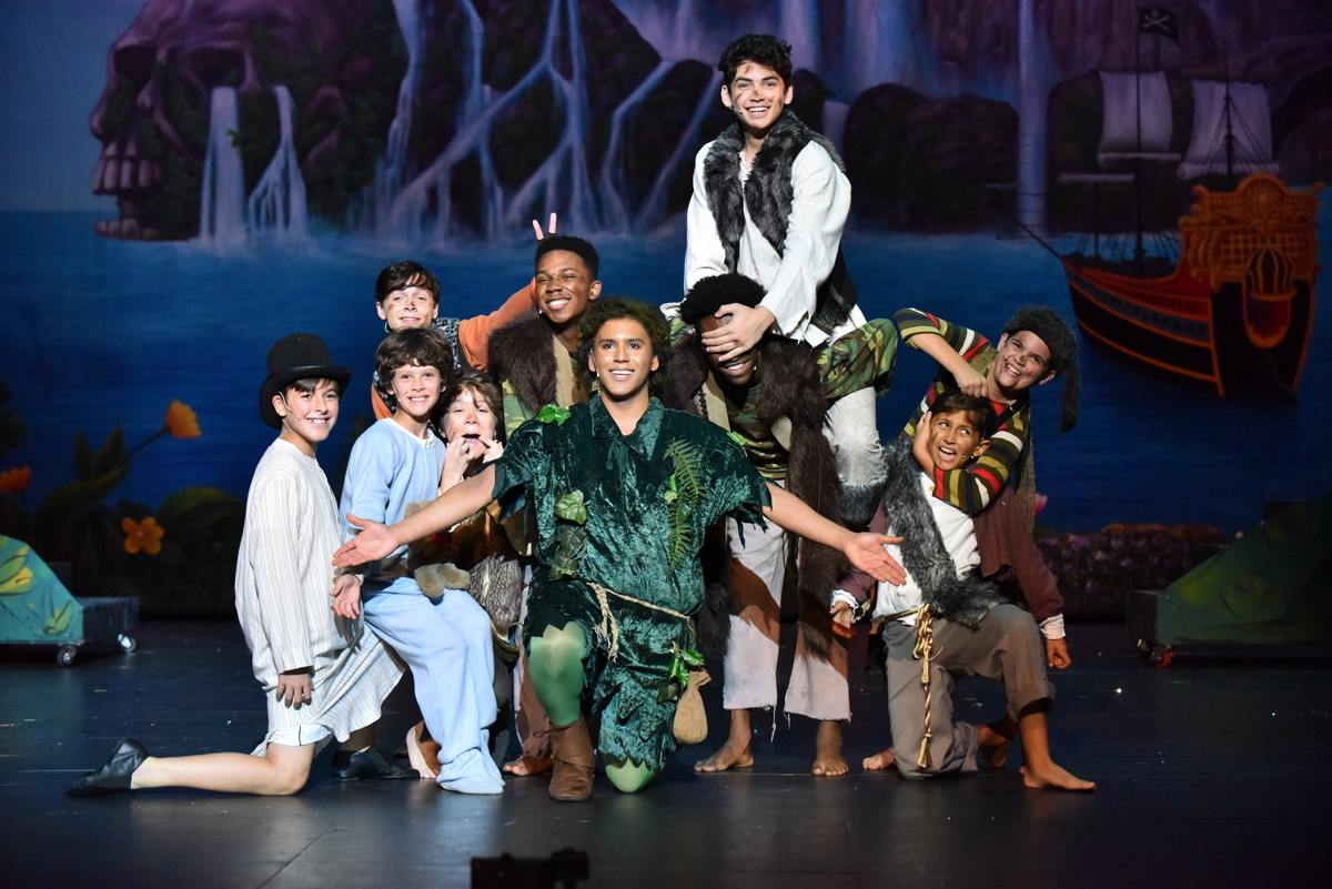 Peter Pan July 2017