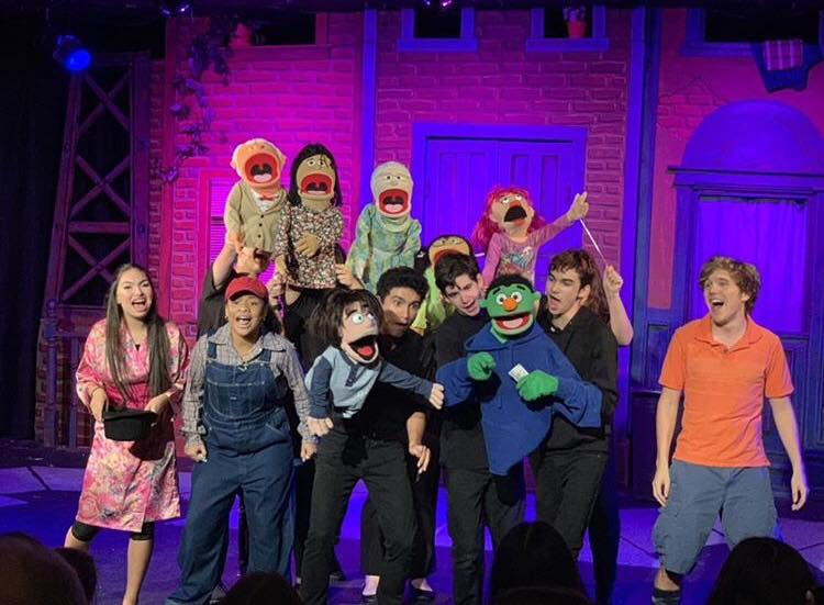 Avenue Q School Edition 2018
