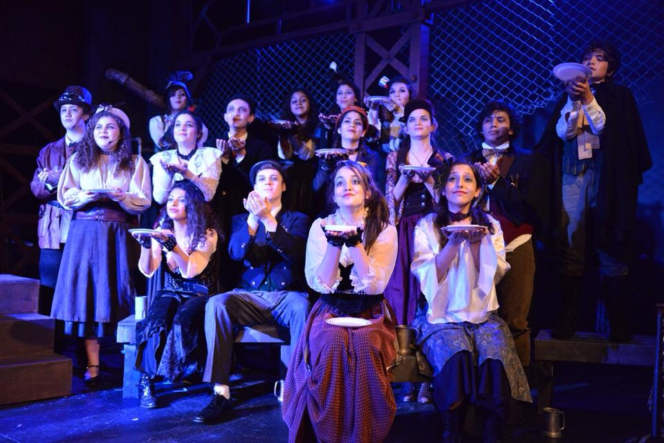 Sweeney Todd October 2014