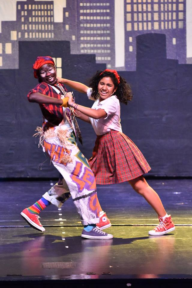 The Wiz May 2015