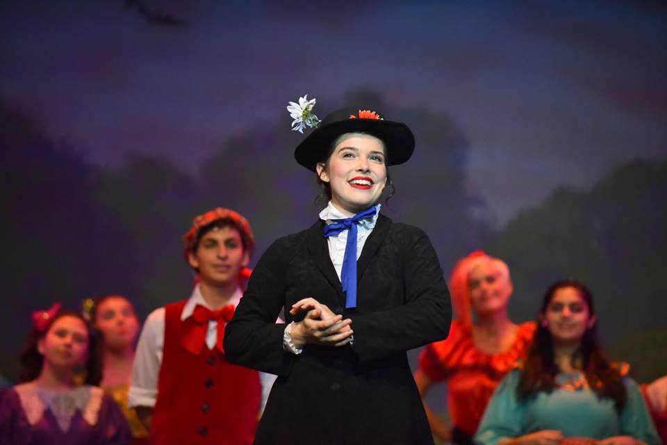 Mary Poppins July 2016