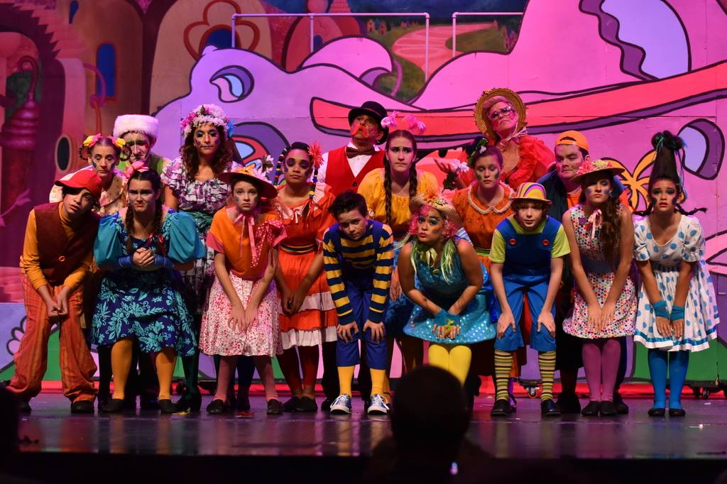 Seussical July 2016