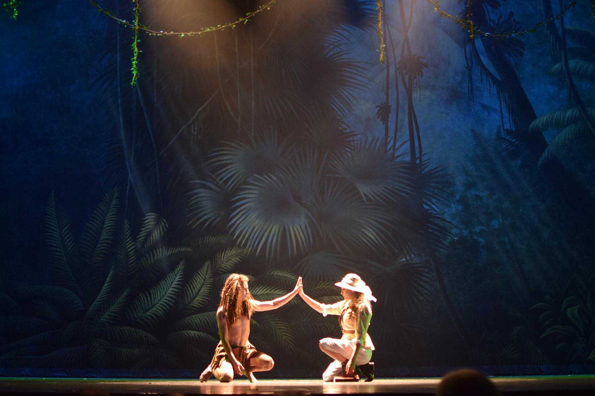 Tarzan 2019